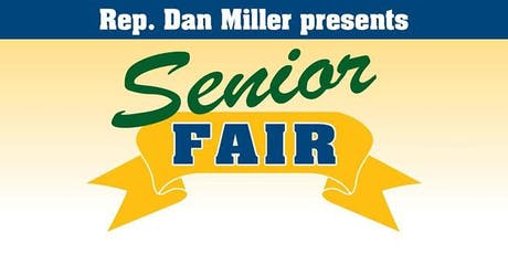 Senior Fair 2019 Exhibitor Application tickets