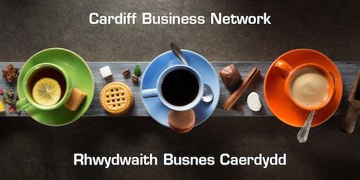 Cardiff Business Network | Rhwydwaith Busnes Caerdydd