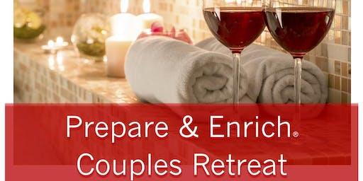 3.4 - Prepare and Enrich Marriage/Couples Retreat: Blue Ridge, GA