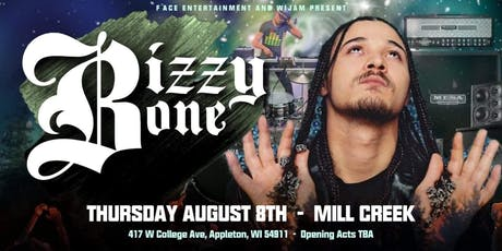 Bizzy Bone (Bone Thugs N Harmony) tickets