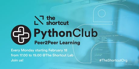 The Shortcut Python Club tickets