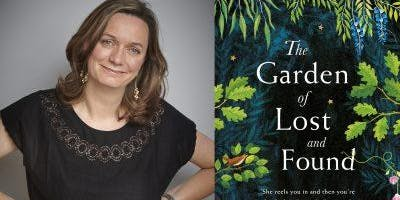 Garden Party with bestselling author Harriet Evans