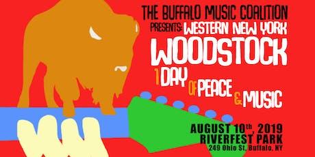 WNY Woodstock Celebration tickets