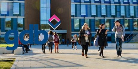 gdb July Educational Seminar at University of Sussex   tickets