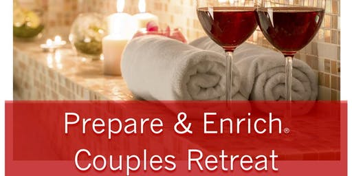 1.5 : Prepare and Enrich Marriage/Couples Retreat - Blue Ridge, GA