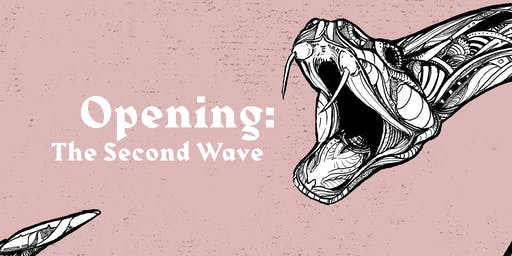 Opening: The Second Wave - The Infinite Wheel of Time /Amsterdam