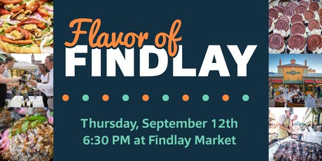 Flavor of Findlay tickets