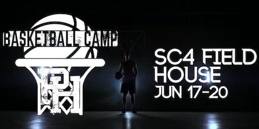 PHHS Boys Basketball Youth Camp