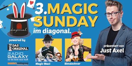 3. Magic Sunday Ingolstadt Tickets