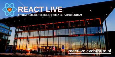 React Live tickets