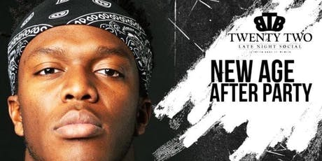 NEW AGE TOUR - KSI AFTER PARTY tickets