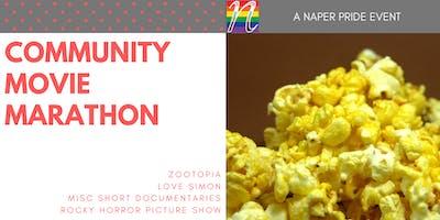 Naper Pride - Community Movie Marathon