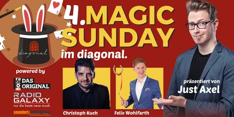 4. Magic Sunday Ingolstadt Tickets