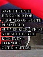 Summer Kick off to a Healthier You Kick Event to Knock out Diabetes