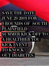 Summer Kick off to a Healthier You Kick Event to Knock out Diabetes tickets