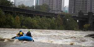 Pop Up Rafting - Dominion Riverrock