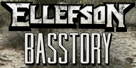 David Ellefson's Basstory at Whiskey's Roadhouse |Rockford IL tickets