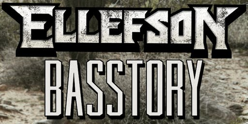 David Ellefson's Basstory at Whiskey's Roadhouse |Rockford IL