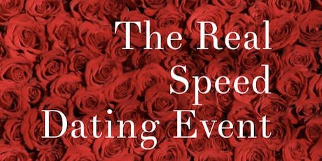Monthly: Real Speed Dating Event tickets
