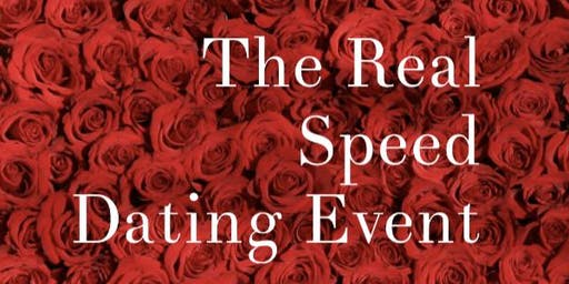 Monthly: Real Speed Dating Event