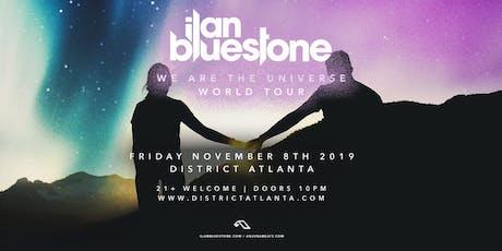 ILAN BLUESTONE | District Atlanta tickets