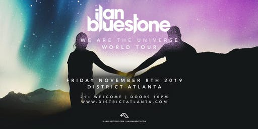 ILAN BLUESTONE | District Atlanta