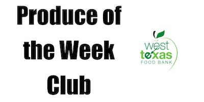 Produce of the Week Club