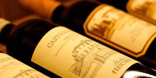 Frescobaldi Wine Dinner