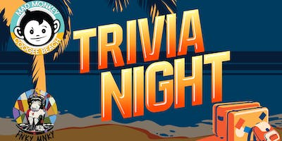 Trivia Night at Mad Monkey Hostel Coogee Beach