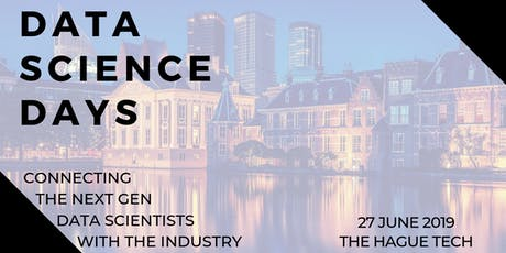 Data Science Days - The Hague tickets