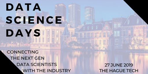 Data Science Days - The Hague