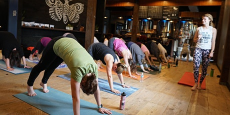 Yoga + Pints @Nocterra Brewing tickets