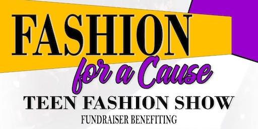 GCTE Fashion and Art Show Fundraiser