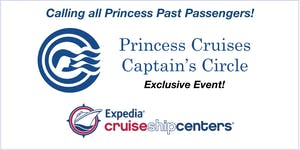 Exclusive Princess Cruises Past Passenger Event