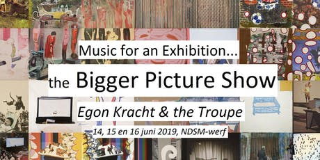 Music for an Exhibition, the Bigger Picture Show tickets