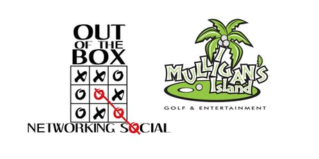 July's Out of the Box Networking Social tickets