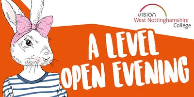 West Notts College - A Level Open Evening