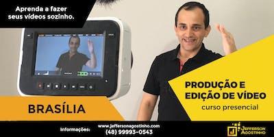 Workshop de PRODUÇÃO  DE VÍDEO - Brasília