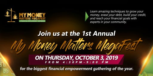 My Money Matters MegaFest