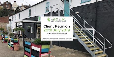 The ECR Client Reunion (2019) tickets