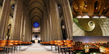 After-Hours Exploration @ St. John the Divine, World's Largest Cathedral tickets