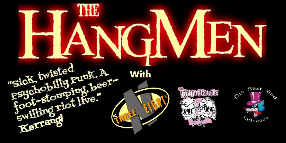 The Hangmen (plus support)- Audio, Glasgow