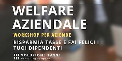 Soluzione Tasse MeetUp - Welfare aziendale, Treviso.