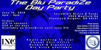 Zeta Phi Beta Sorority Inc. GDZ Chapter Blu ParadiZe Day Party