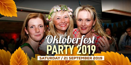 Germanic Oktobertfest Party 2019 tickets