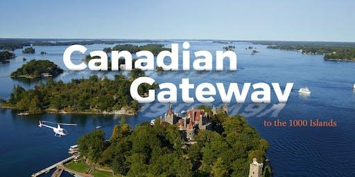 NY - Montreal Trip - 1000 Islands