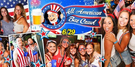 All American Bar Crawl 2019 (Washington, DC) tickets
