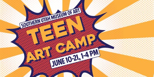 Teen Art Camp