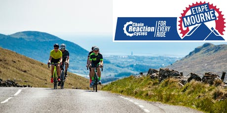 ETAPE MOURNE   (£ Sterling payment) tickets