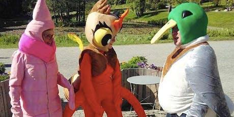 Vitenparkernes sommerfest tickets